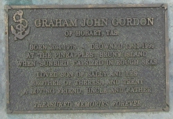 Graham John Gordon (1999)