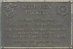 Keith Rex Parker (1953)